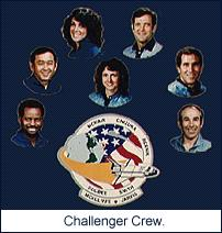 The Challenger: 25 years ago today – Moonhowlings