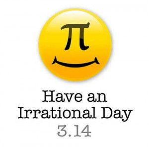 Have an Irrational day! Happy Pi Day 3.14 – Moonhowlings