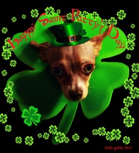Yo quiero green beer! Happy St. Patrick's Day from Mosby