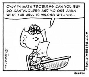 lucy math